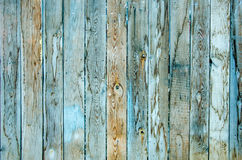 Old blue wood texture Royalty Free Stock Photo