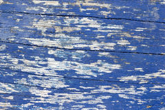 Old Blue Wood Texture background Royalty Free Stock Photo