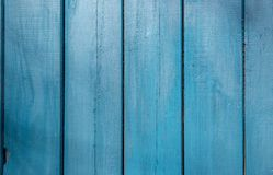 The old blue wood texture with natural patterns Royalty Free Stock Photography