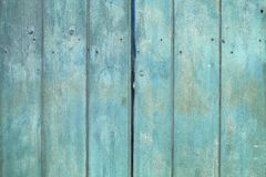 The old blue wood texture with natural patterns. Old blue wood texture with natural patterns royalty free stock photography