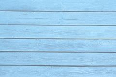 The old blue wood texture with natural patterns stock photography