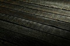 Old blue wooden background, close up Royalty Free Stock Image