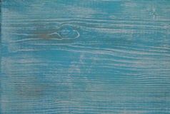 Old blue wooden background Royalty Free Stock Photos