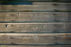 Old boards Stock Photography