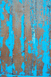 Old boards with flaky coat of paint Royalty Free Stock Photography