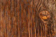 Old boards with knots background image Stock Photos