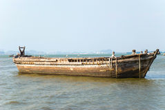 Old Boat Stock Photo