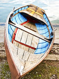 Old boat Royalty Free Stock Photos