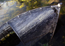 Old boat 3 Stock Photos