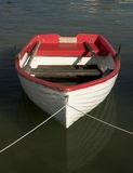 Old boat. Old fish boat in marine Stock Photos