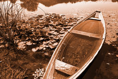 old boat  Royalty Free Stock Photo