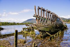 Old Boat Stock Image