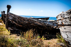 Old boat Royalty Free Stock Images