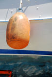 Old Boat Bouy Stock Image