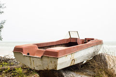 Old boat Royalty Free Stock Photography