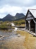The Old Boat Shed Royalty Free Stock Images