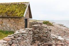 Old boathouse Royalty Free Stock Photo