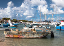 Old Boats. Royalty Free Stock Photos