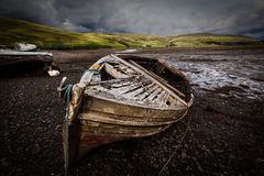 Old Boats Royalty Free Stock Photos