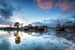 The Old Boatyard Stock Photography