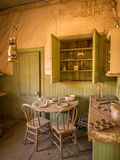 Old Bodie Kitchen Stock Image