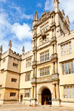 Old Bodleian Library Stock Images