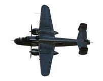 Old bomber Stock Photography