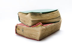 The old book Royalty Free Stock Photography