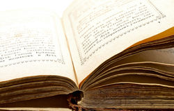 Old book 2 Royalty Free Stock Photos