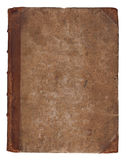 Old book. Isolated picture of the old book Royalty Free Stock Photography