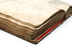 Old the book Royalty Free Stock Image