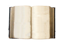 The old book Stock Image