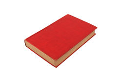 Old Book. Closeup of old book.  Hand drawn clipping path included for maximum flexibility Royalty Free Stock Photo