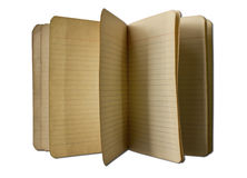 Old book (Ancient book) Royalty Free Stock Images