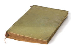Old book (Ancient book) Royalty Free Stock Photos