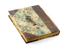 Free Old Book And Key Stock Image - 4921301