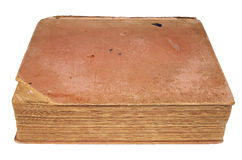 Old book background Royalty Free Stock Photography
