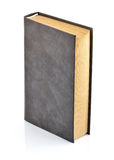 Old book with blank cover. On white background Royalty Free Stock Images