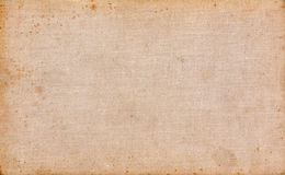 Free Old Book Canvas Texture Stock Image - 26169101