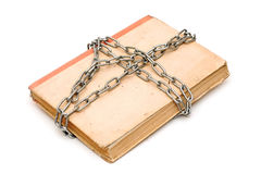 Old book Stock Image
