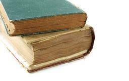 Old Book closeup Royalty Free Stock Photos