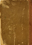 Old book cover. Old,worn book cover texture Royalty Free Stock Images