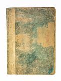 Old book cover. Isolated old paper book cover Royalty Free Stock Image