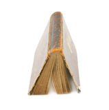 Old book isolated Stock Photography