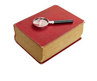 Old book knowledge education Royalty Free Stock Image