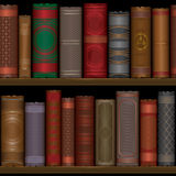 Old_book_pattern_1 Stock Photography