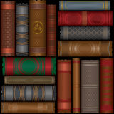 Old_book_pattern_2 Stock Photos