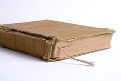 Old book / photo album Royalty Free Stock Photo