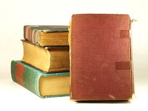 Old Books 02 Royalty Free Stock Photography