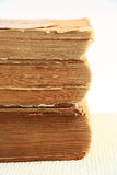Old books Royalty Free Stock Photos